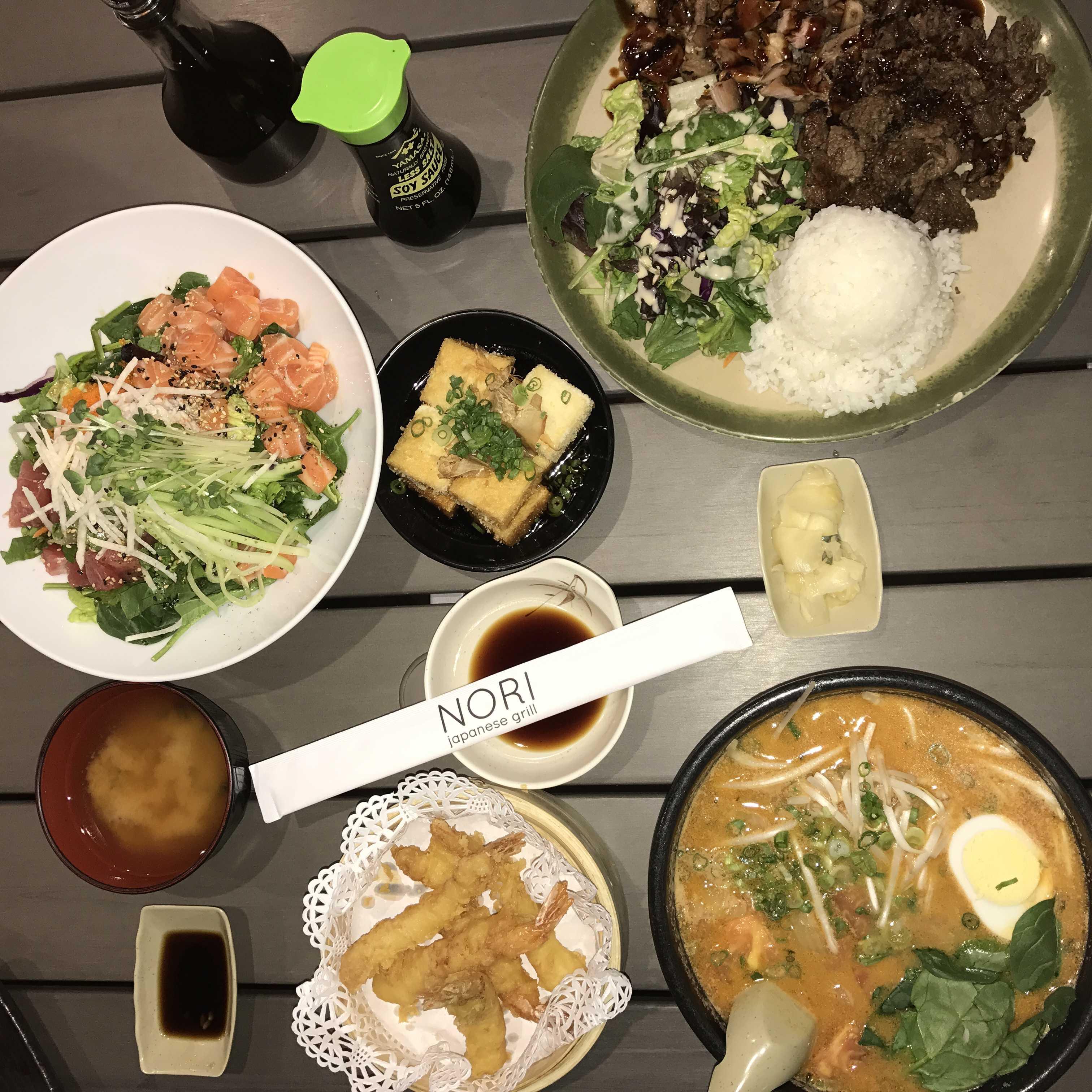 Nori Japanese Grill
