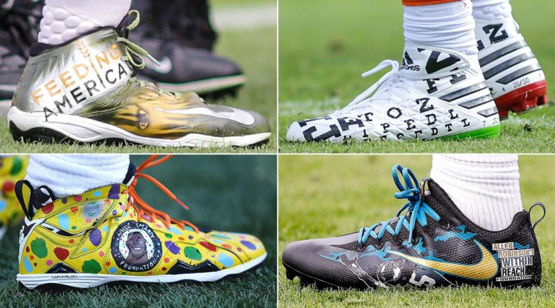 """NFL's """"My Cause, My Cleats"""" Campaign"""