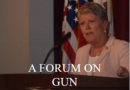 Gun Control Forum Photo Essay