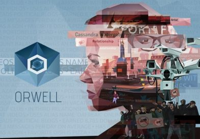 Orwell – Become Big Brother