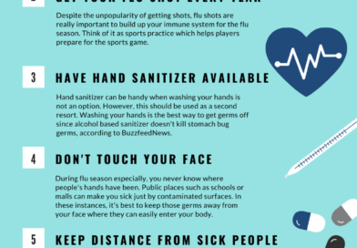Tips to keep the flu at bay